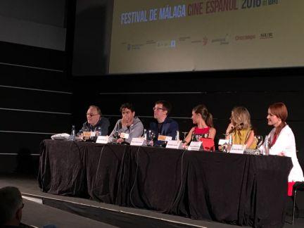 festival de cine en m 193 laga el desembarco de toro y la