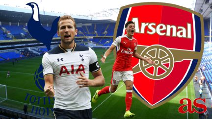564025ff8b5 Tottenham Hotspur v Arsenal Premier League  Match report