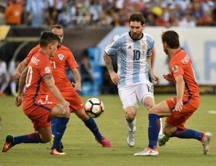Chile gana la Copa América Centenario tras vencer a Argentina en la tanda  de penales  600437a630d2b