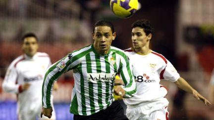4e22456c3 ... arma letal del Betis en los derbis. Samba brasileña dejó el delantero  en su breve paso por Heliópolis. Con los verdiblancos ganó la Copa del Rey  en 2005 ...