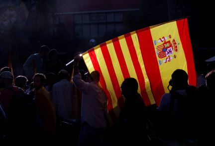 Secessionist Movements As It Happened Puigdemont From Brussels