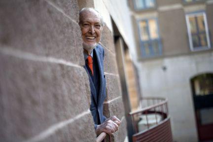Josep Maria Castellet.