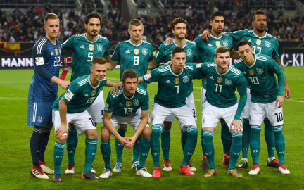 Brasil derrota Alemanha por 1 a 0 com gol de Gabriel Jesus em amistoso  4db2c316be3a7