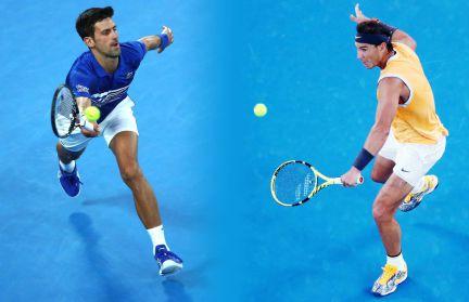 01ee6d28d9 Djokovic derrota a Nadal en tres sets en la final del Open de Australia