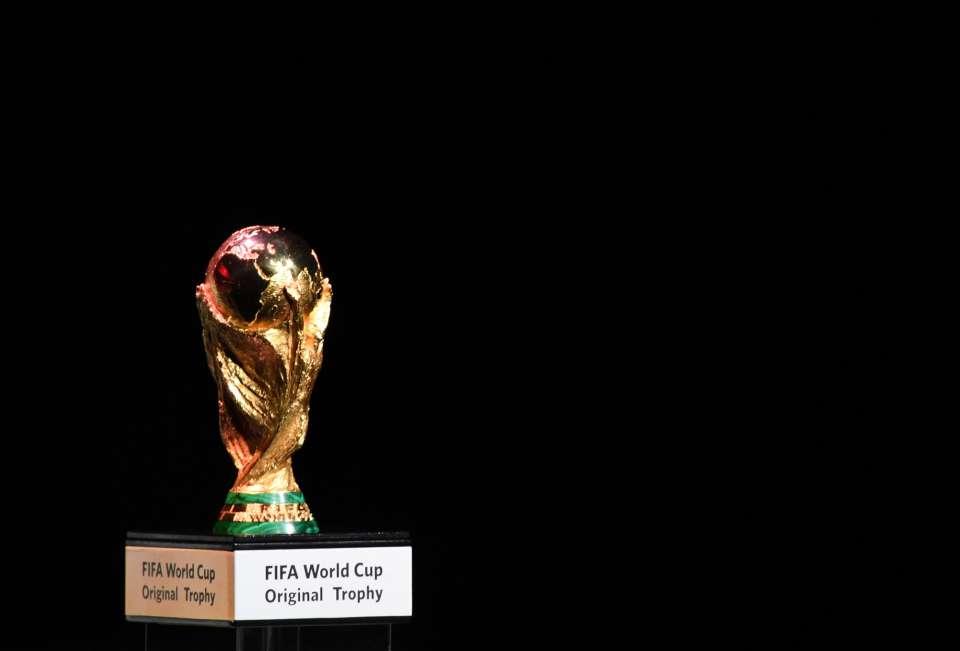 66c6245bb3 Sorteio da Copa do Mundo Rússia 2018  veja como ficaram os grupos ...