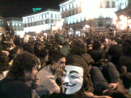Manifestación 15O