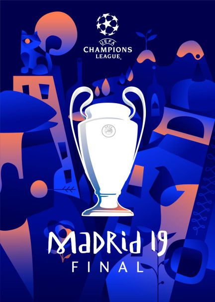 Uefa Champions League 2018 19 Groups And Award Winners As Com