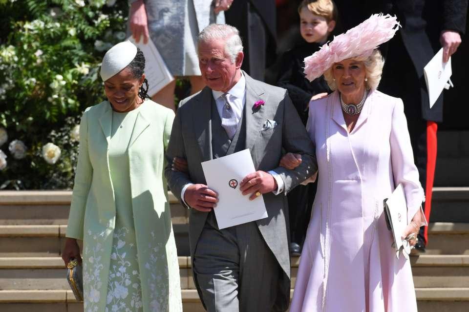 30b5e3f818 Así hemos contado la boda entre Meghan Markle y Enrique de Inglaterra